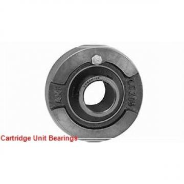 QM INDUSTRIES QVVMC17V215SC  Cartridge Unit Bearings